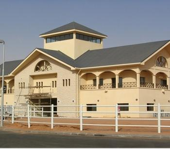 NOFA Equestrian Resort -  Racing Stables Project